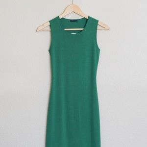 Theory Jade Midi Dress